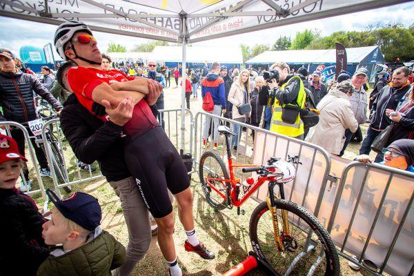 ČP XCO 2019 #2 - Ondřej Cink před závodem má své rituály
