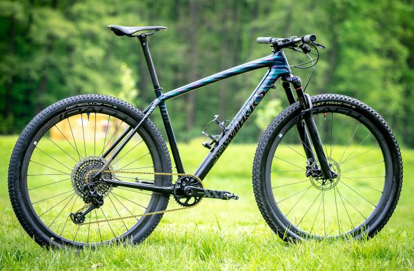 Specialized Epic HT Matouše Ulmana
