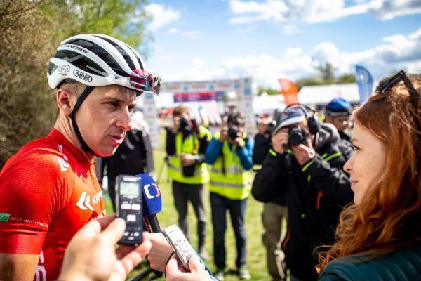 ČP XCO 2019 #2 - vítěz v zájmu médií