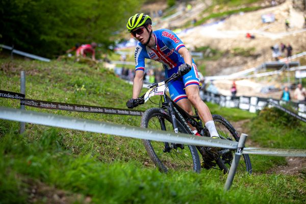 SP XCO #1 Albstadt 2019 - David Šulc