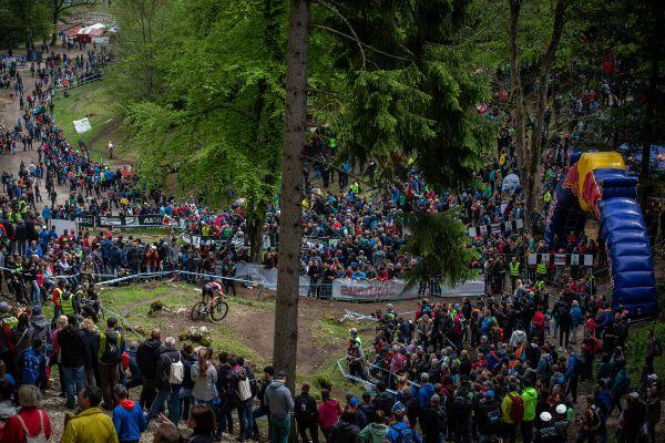Světový pohár XCO #1 Albstadt