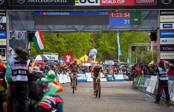 Mathieu van der Poel vybojoval stříbro, Sarrou slaví bronz