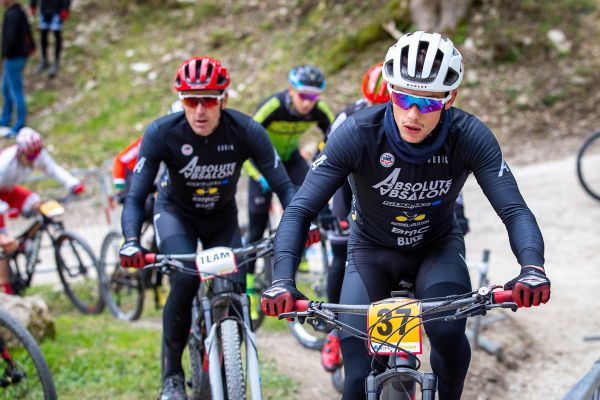 SP XCO #1 2019 - Julien Absalon s Thomasem Bonnetem