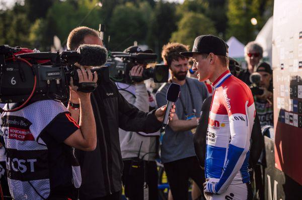 SP XCO #2- NMNM 2019 - Mathieu van der Poel s mediálníma