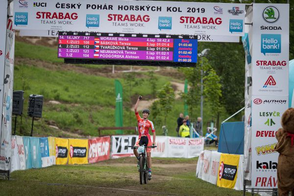 Český Pohár XCO #5 Bedřichov