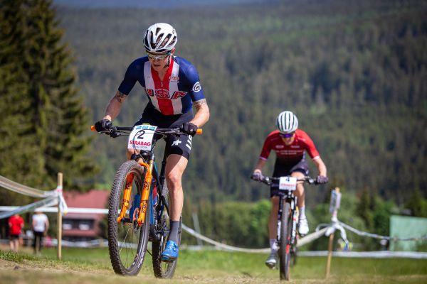 Keegan Swenson a Jan Vastl