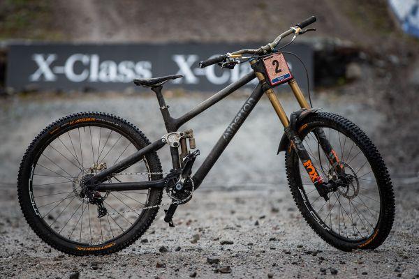 Nový Atherton bike