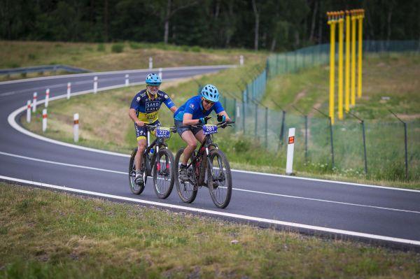 Kolo pro život pokračovalo letním závodem v Karlových Varech