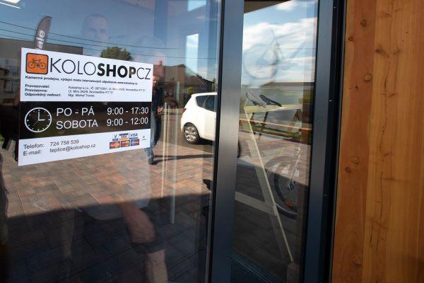 Koloshop 2020 openning