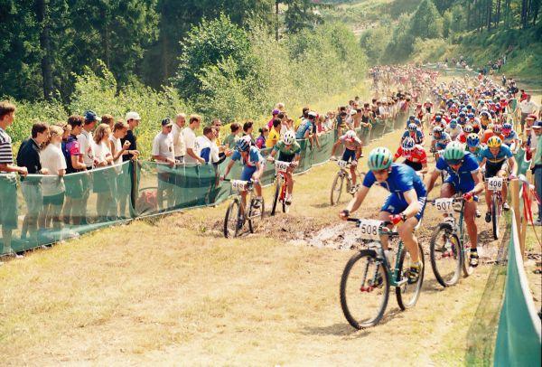 Historie: Mistrovství Evropy - Špindlerův Mlýn 1995