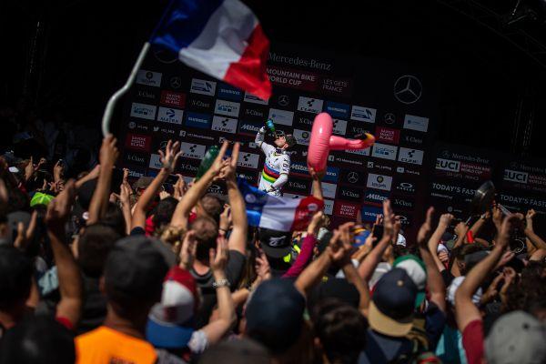 Světový pohár DHI #5 Les Gets