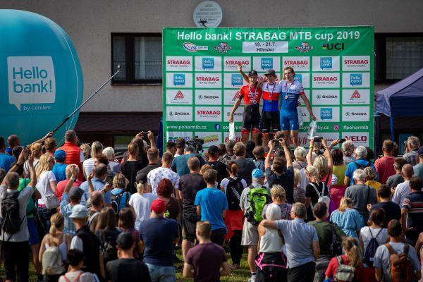 Mistrovství ČR XCO - Hlinsko 2019