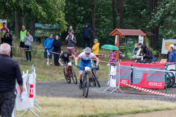 Mistrovství ČR - Sprint Eliminator - Boskovice 2019