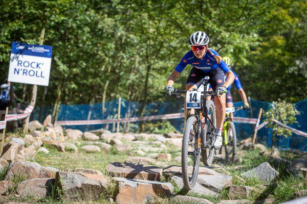 ME MTB Brno 2019 - Eva Lechner