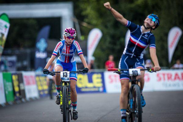 ME MTB Brno 2019 - sprinty