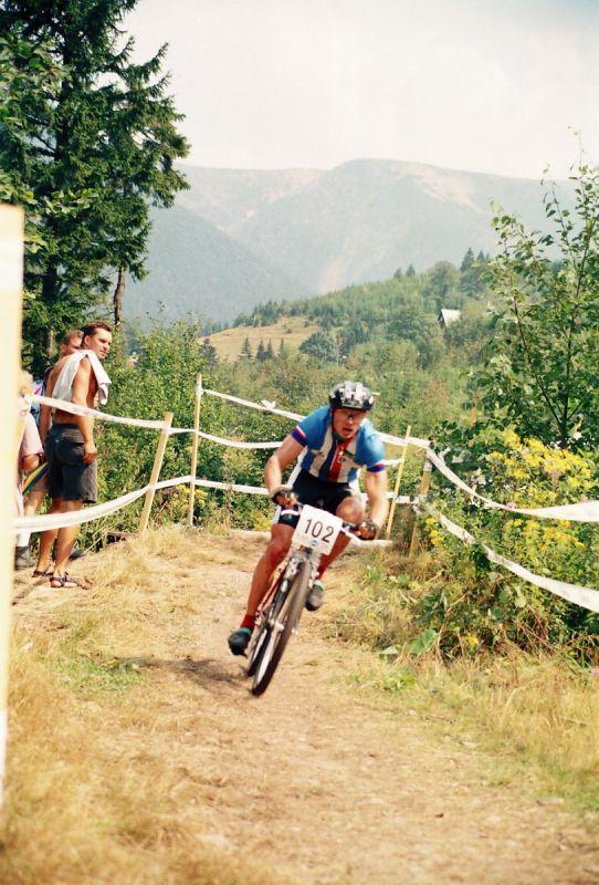 ME Špindl 1995 - Radovan Fořt