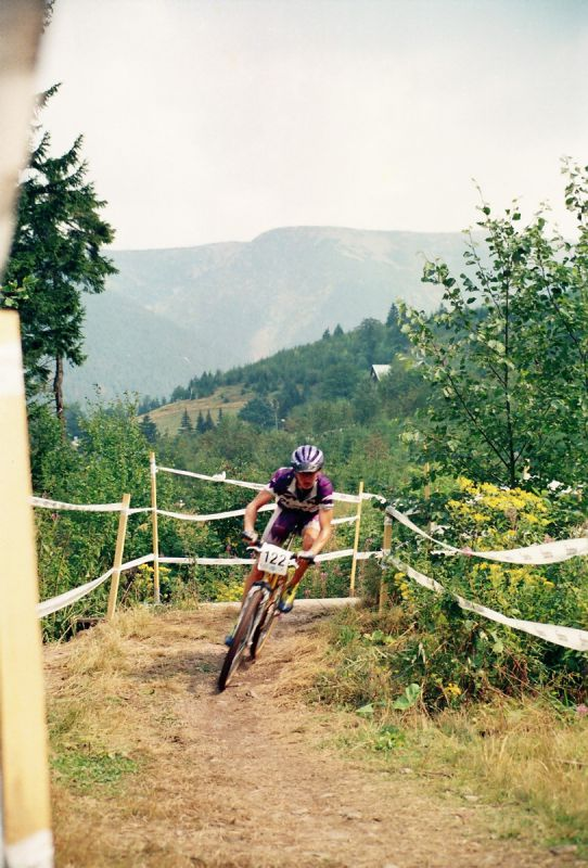 ME Špindl 1995 - Radim Kořínek