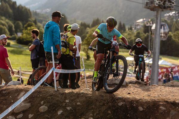 Závody ebiků ve Vall di Sole 2019
