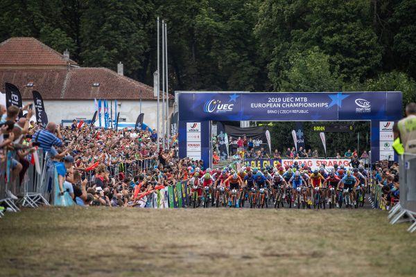 Mistrovství Evropy XCO 2019 - Brno
