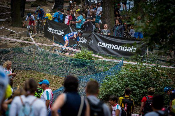 Mistrovství Evropy XCO - Brno 2019 - sobota