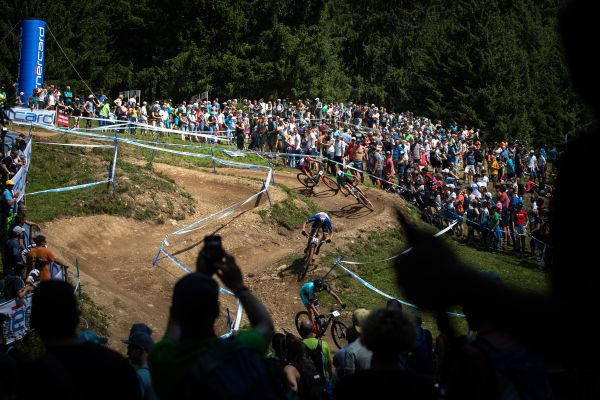 Světový pohár XCO #6 Lenzerheide