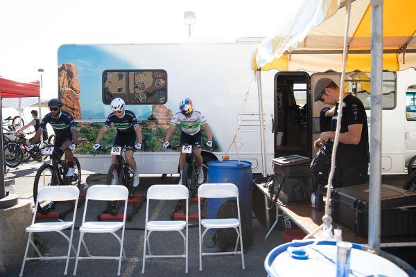 Cannondale Factory Racing odjíždí z Arizony