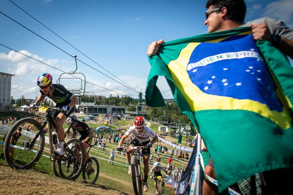 SP Snowshoe 2019 - další člen člen brazilského fun clubu Avancini