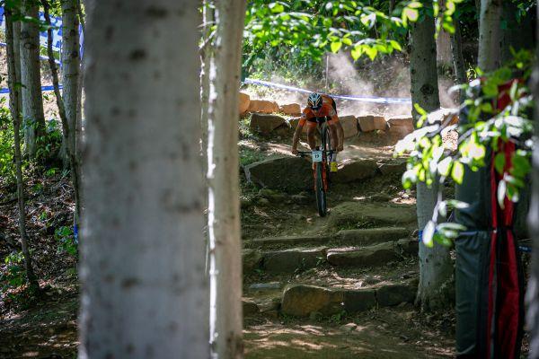 MS 2019 - ihned po Beatrice následují kamenné schody