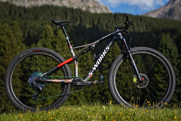 Specialized Epic S-Works Simona Andreassena