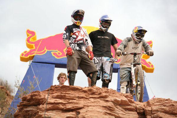 Michal Maroši - Red Bull Rampage 2008