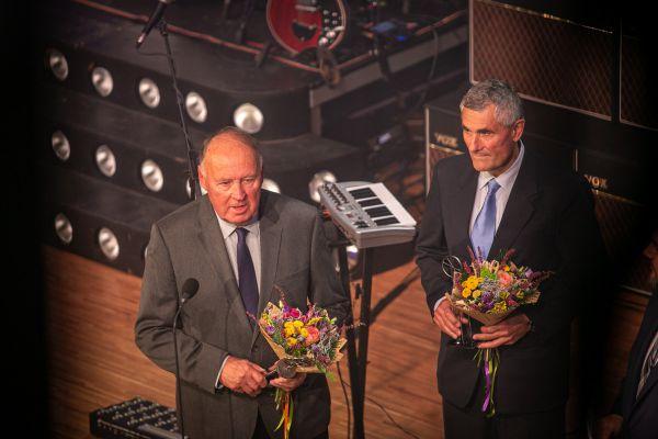 Do síně slávy byli uvedeni Miroslav Janout a Vladimír Holeček