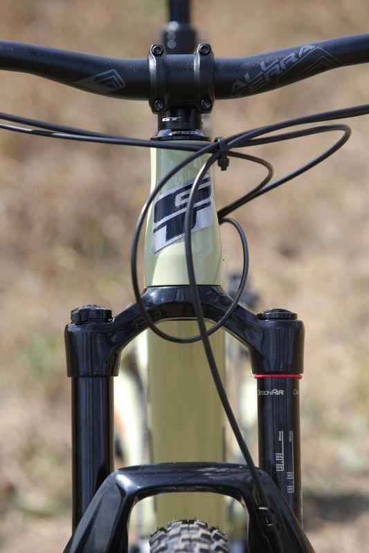 GT Sensor Alu Comp