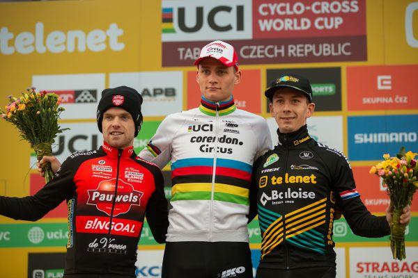 Světový pohár v cyklokrosu Tábor 2019