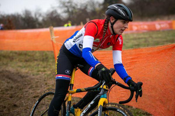 Lucinda Brand - loňská vítězka táborského SP