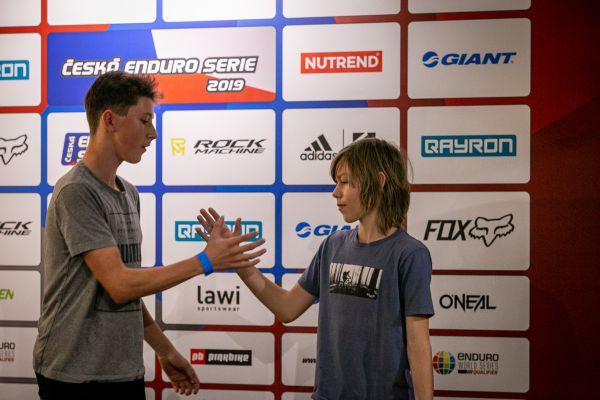 Česká Enduro Série 2019 - vyhlášení