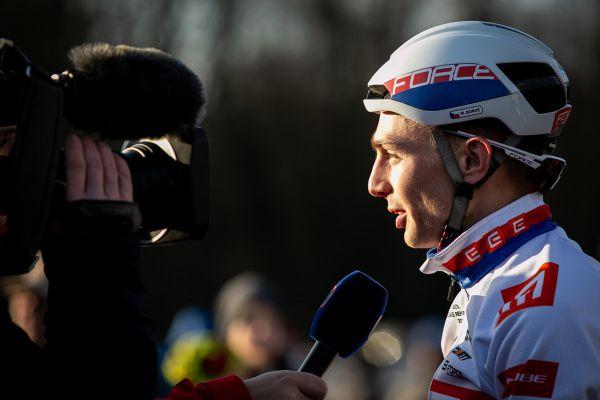Michael Boroš v rozhovoru pro Českou televizi