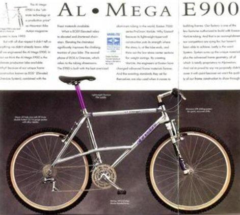 AL-MEGA E900