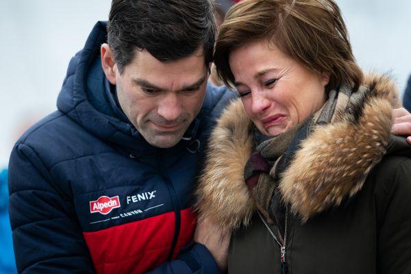 Manažer Philip a maminka MVDP prožívají poslední chvíle závodu