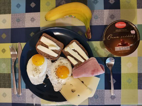 Snídaně Lampíka