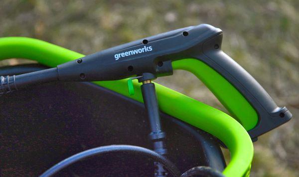 Greenworks GDC40