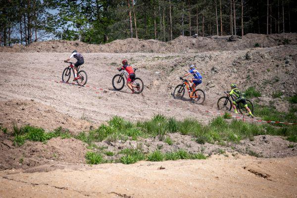 Cyklovýzva Nova Cupu 2020 - Stříbrný rybník