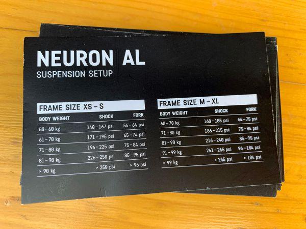 Canyon Neuron AL