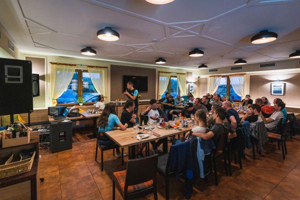 Mondraker víkend - Klínovec 2020