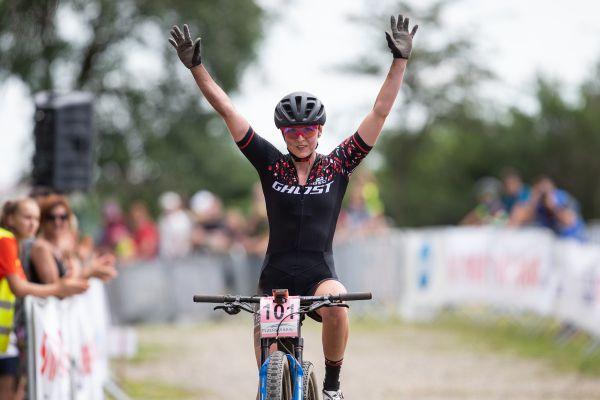 Anne Terpstra vítězí
