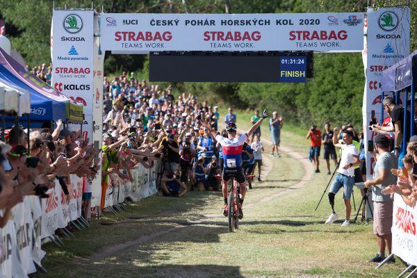 Český pohár XCO #1 2020 - Město Touškov