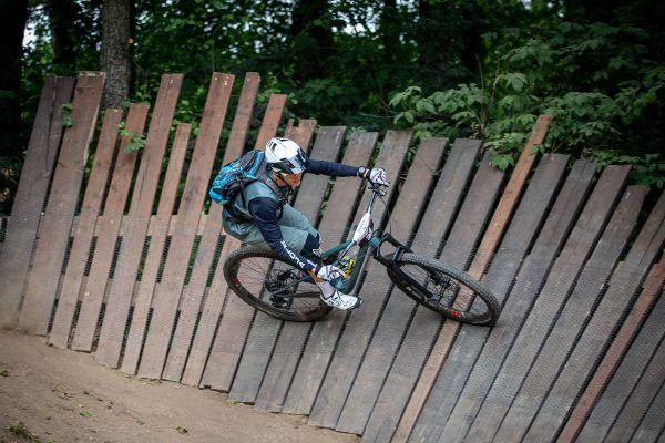 MČR enduro 2020 - Jan Vastl také zkusil Klíny a dojel na 27. místě
