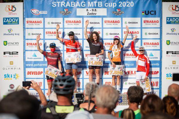 Český pohár XCO #3 2020 - Zadov