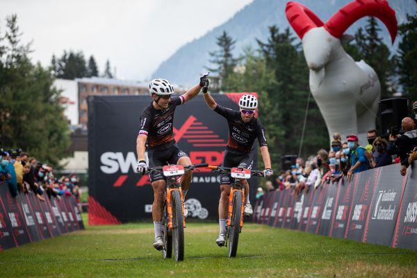 Kristian Hynek a Martin Stošek končí třetí