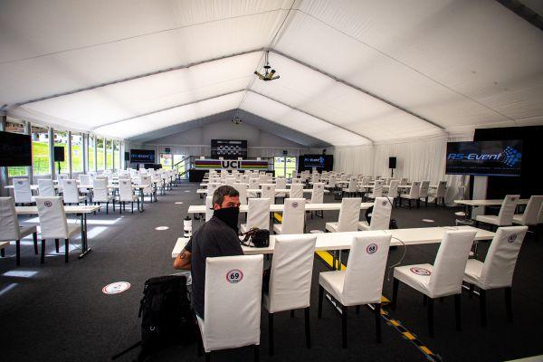 Mistrovství světa MTB Leogang 2020 - 1.den