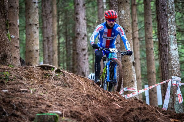 MS MTB 2020 - 1.den - Jan Škarnitzl